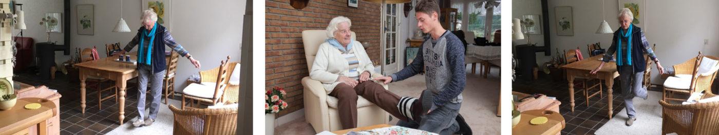 Valpreventie ouderen, Haarlem en omgeving